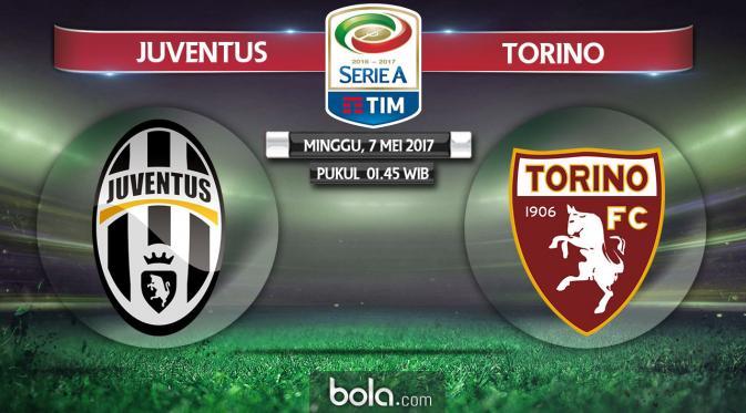 Juventus vs Torino en Vivo Online Serie A 2017
