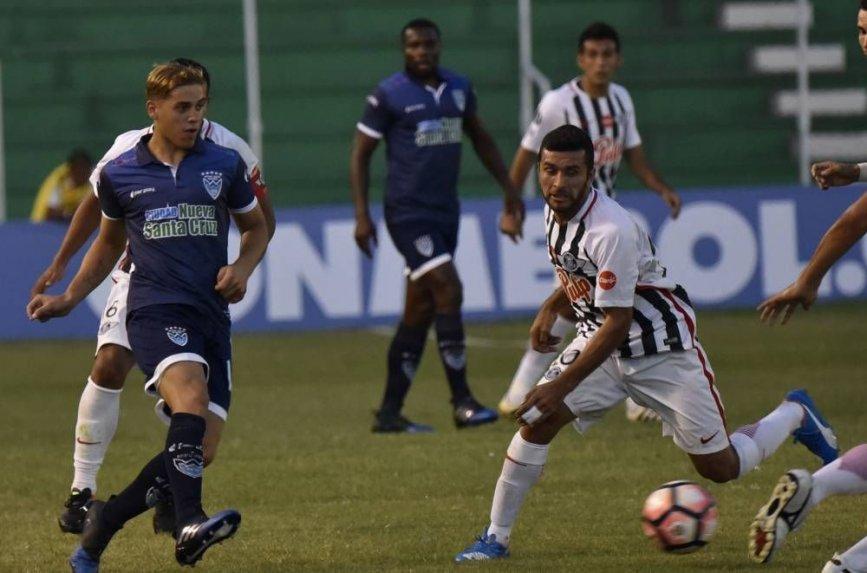 Libertad vs Sport Boys en Vivo Copa Libertadores 2017