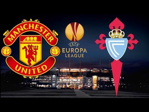Manchester United vs Celta de Vigo en Vivo Europa League 2017