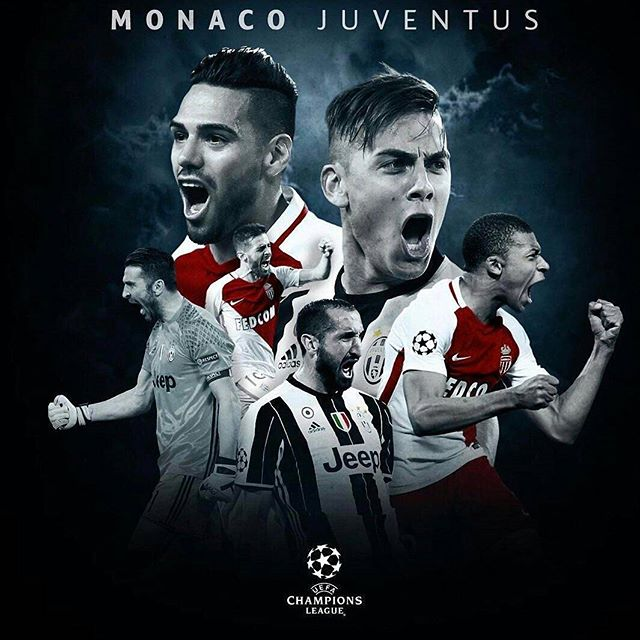 Partido en Vivo Monaco vs Juventus Champions League 2017
