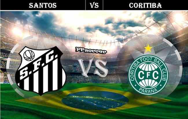 Santos vs Coritiba en Vivo TV Brasileirao 2017