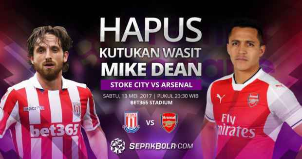 Stoke City vs Arsenal en Vivo por Internet Premier League 2017