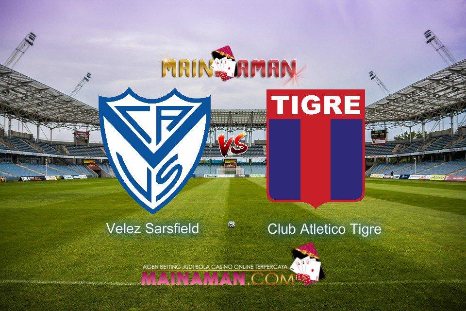 Vélez Sarsfield vs Tigre en Vivo por Internet Fútbol Argentina 2017