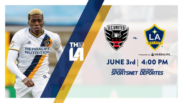 DC United vs LA Galaxy en Vivo Live MLS 2017