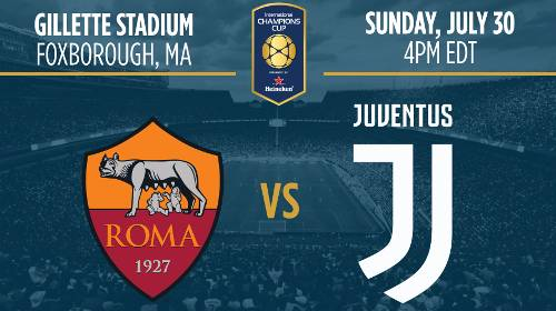 Tottenham vs Roma en Vivo Online International Champions ...