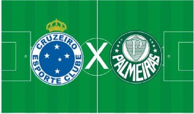 Cruzeiro vs Palmeiras en Vivo Copa do Brasil 2017