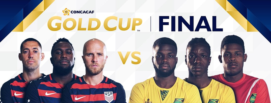 Estados Unidos vs Jamaica en Vivo Final Copa Oro 2017