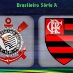 Partido Corinthians vs Flamengo en Vivo Brasileirao 2017