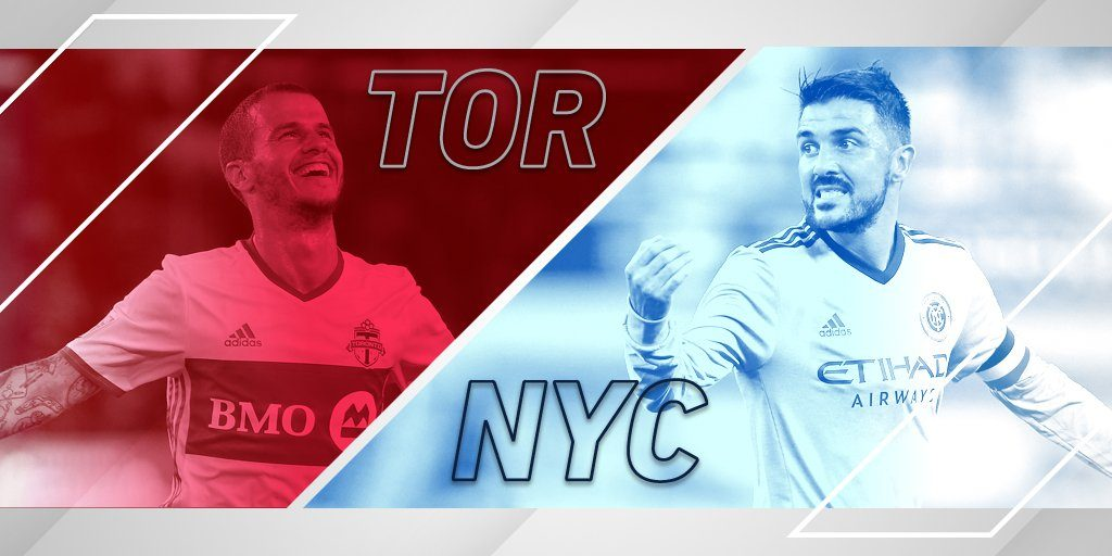 Partido Toronto vs New York City en Vivo MLS 2017