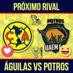 A que hora juega América vs Potros UAEM en Vivo Copa MX 2017