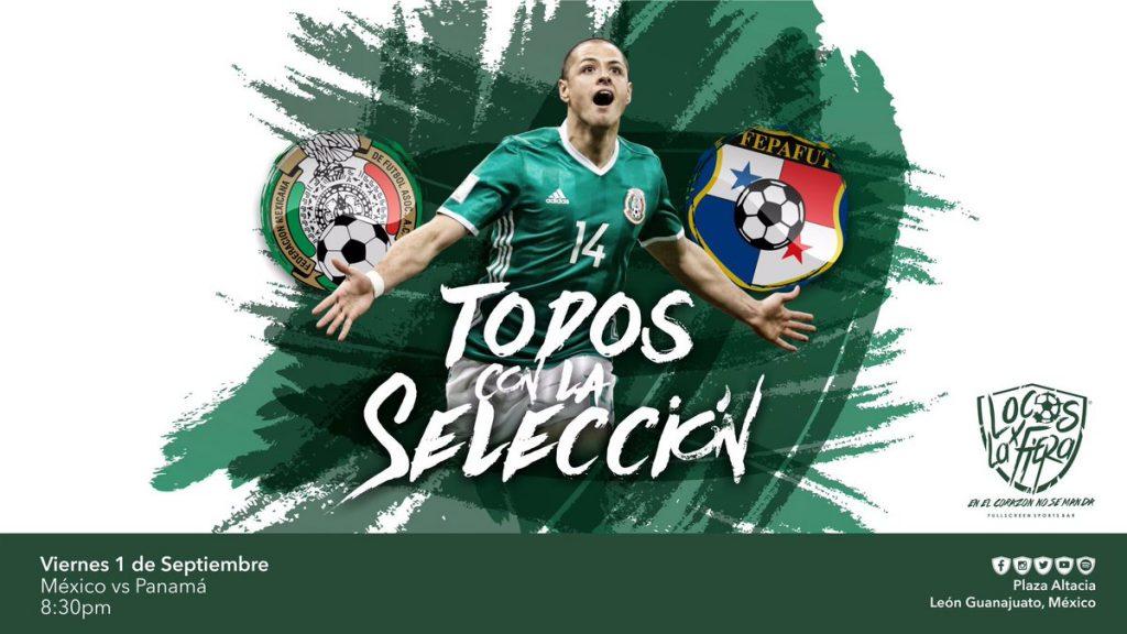 A que hora juega México vs Panamá Clasificación Rusia 2018 2017