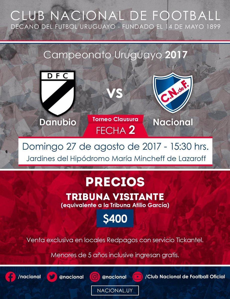 Botafogo vs Nacional en Vivo Fox Sports Copa Libertadores 2017 previo
