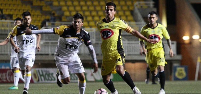 Coquimbo vs San Luis en Vivo Copa Chile 2017