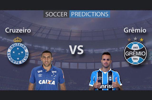 Cruzeiro vs Gremio en Vivo 2017 Primeira Liga 2017
