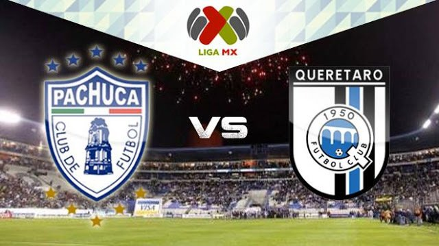 Pachuca vs Querétaro en Vivo Fox Sports Copa MX 2017