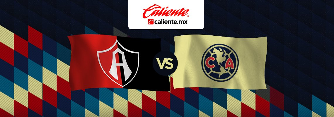 Partido Atlas vs América en Vivo Azteca 7 Liga MX 2017