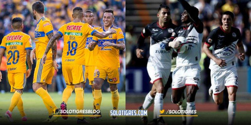 Partido Atlas vs Lobos BUAP en Vivo Liga MX 2017 previo