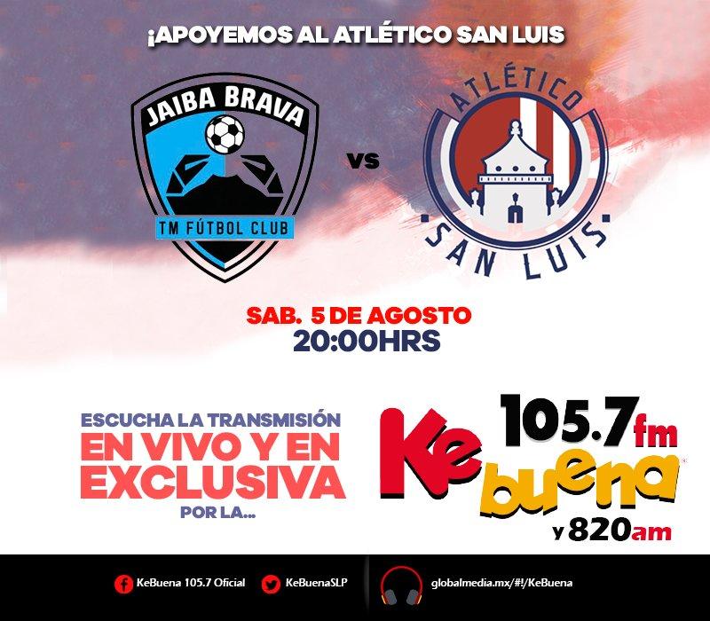 Tampico Madero vs Atlético San Luis en Vivo Ascenso MX 2017