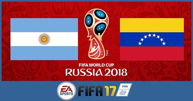 A que hora juega Argentina vs Venezuela Eliminatoria Rusia 2018 2017