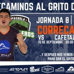 Correcaminos vs Cafetaleros en Vivo Ascenso MX 2017