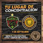Juarez vs Leones Negros en Vivo 2017 Ascenso MX 2017
