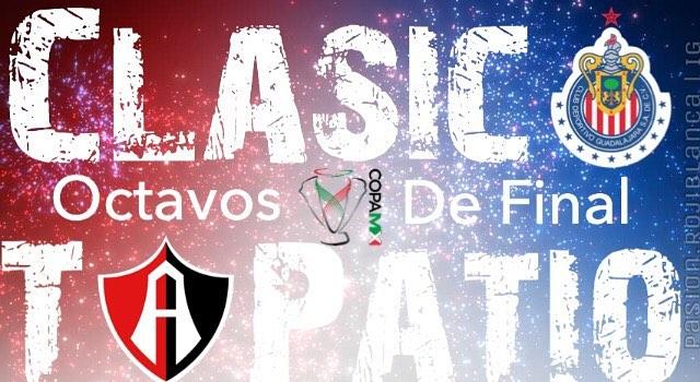 Chivas TV en Vivo Chivas vs Atlas Online Copa MX 2017