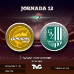 Dorados vs Zacatepec en Vivo TVC Deportes Ascenso MX 2017