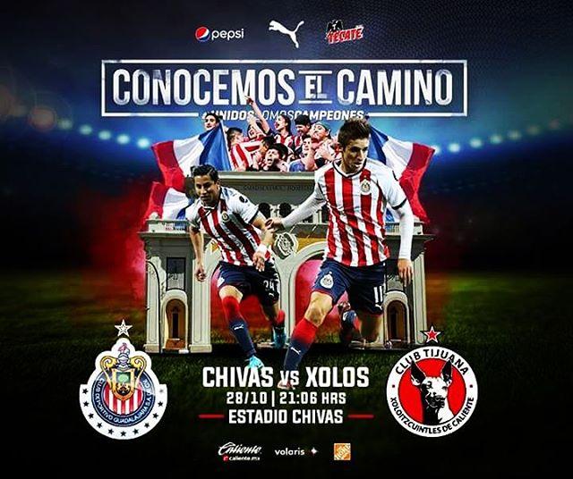 En que canal juega Chivas vs Tijuana en Vivo previo Morelia Tijuana