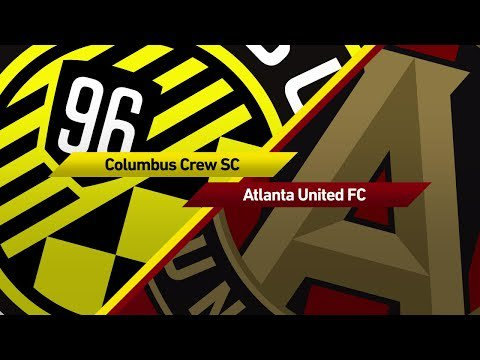 ESPN en vivo Atlanta United vs Columbus Crew MLS 2017