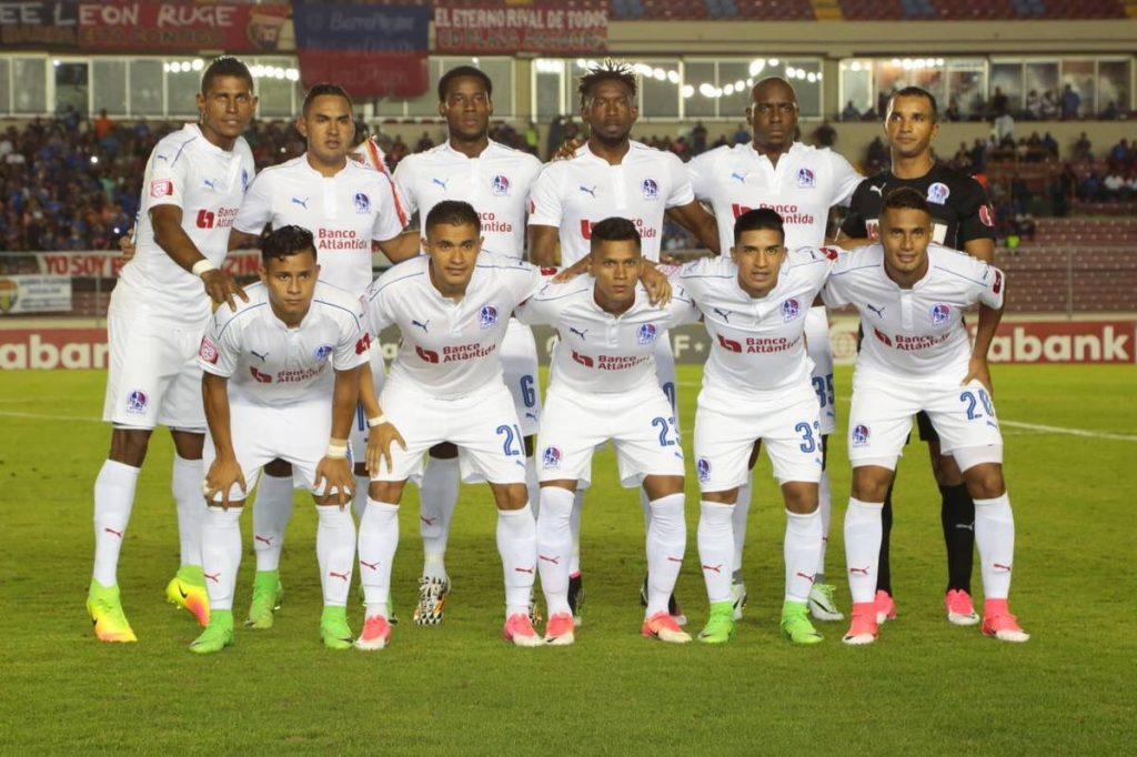 Fox Sports Santos De Guapiles vs Olimpia en Vivo CONCACAF Liga de Campeones 2017