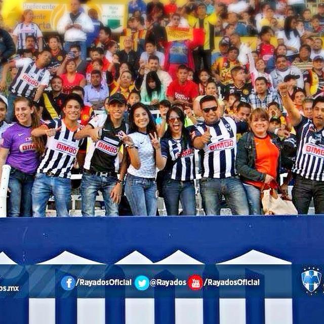 Rayados vs Leones Negros en Vivo Canal 5 previo Atlante Leones Negros