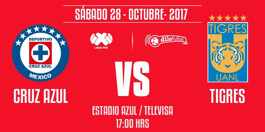 Ver por TDN Cruz Azul vs Tigres en Vivo previo U.A.N.L. Toluca