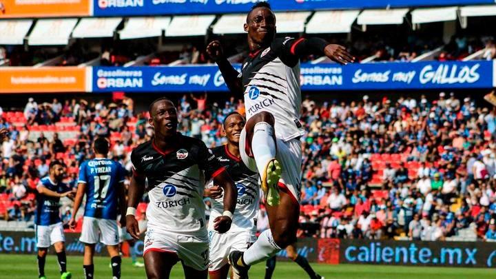 A que hora juega Lobos BUAP vs Monterrey en Vivo Liga MX 2017