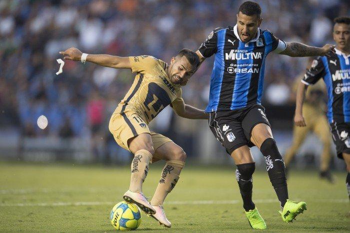 Gallos vs Pumas en Vivo J17 Liga MX 2017
