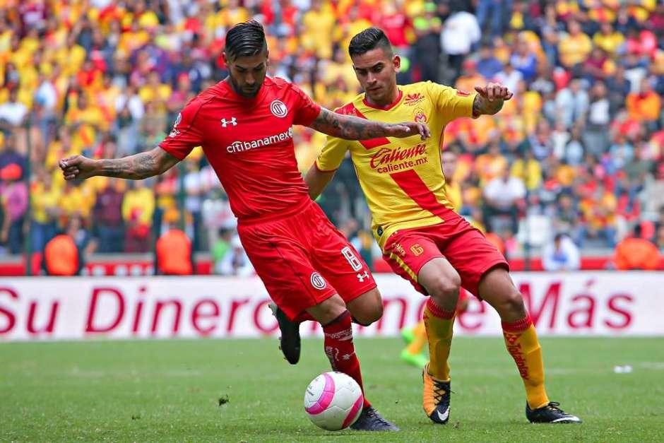 Liguilla en Vivo Toluca vs Morelia 2017 Liga MX 2017