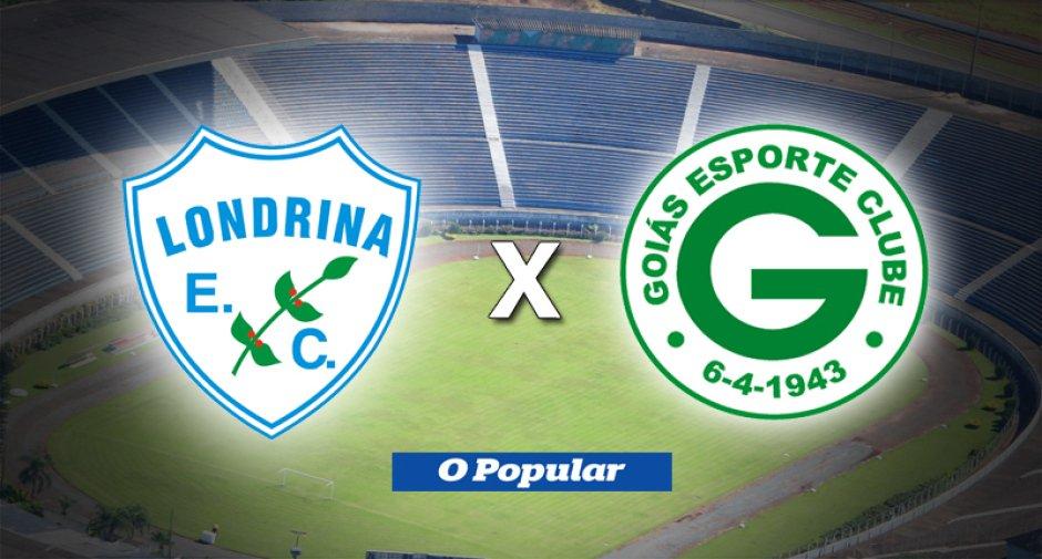 Londrina vs Goiás en Vivo Serie B Brasil 2017