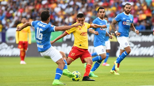 Monarcas Cruz Azul en Vivo Liga MX 2017