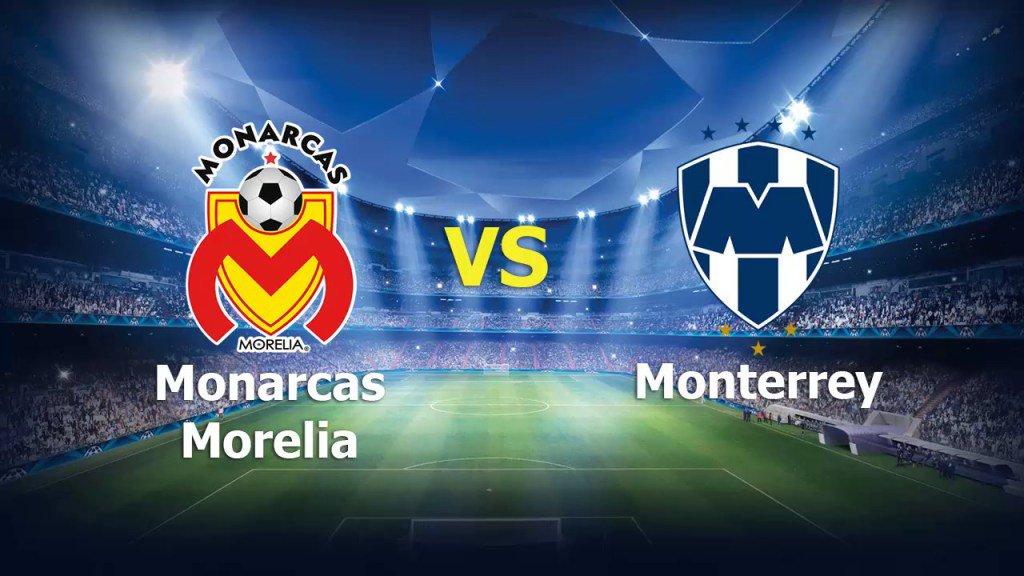 Partido de ida Morelia vs Rayados en Vivo 2017 Semifinal Liga MX 2017