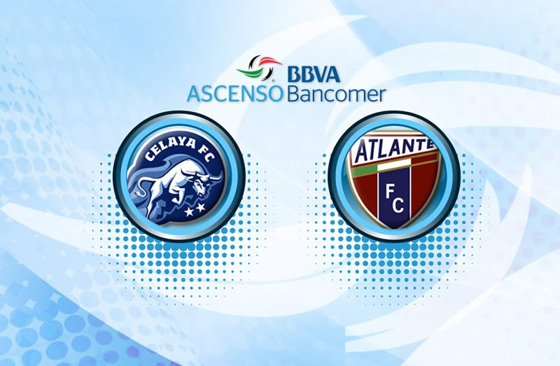 Celaya vs Atlante en Vivo 2018 SKY Ascenso MX 2018