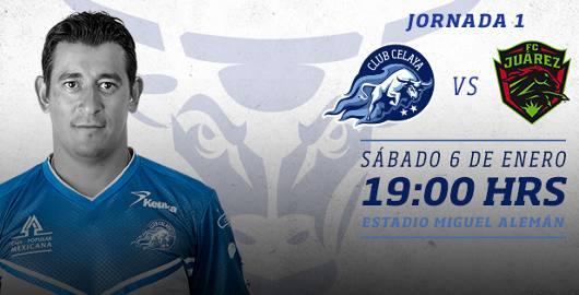 Celaya vs Juárez en Vivo 2018 Ascenso MX