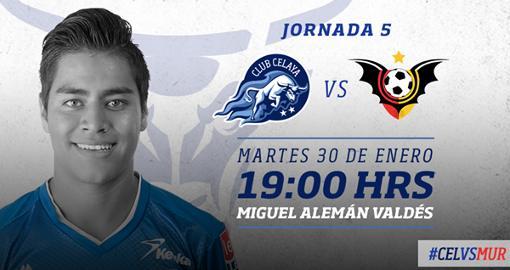 Celaya vs Murciélagos en Vivo Online Ascenso MX 2018