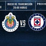 Chivas vs Cruz Azul en Vivo TDN 2018 Liga MX 2018