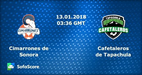 Cimarrones vs Cafetaleros en Vivo 2018 Ascenso MX 2018