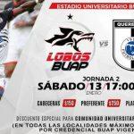 en Vivo Lobos BUAP vs Querétaro 2018 Liga MX 2018