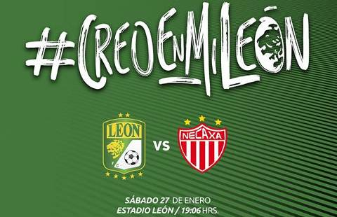 León vs Rayos en Vivo por Internet Liga MX 2018