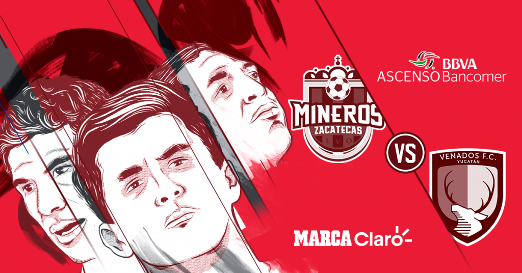 Mineros vs Venados en Vivo 2018 Jornada 1 Ascenso MX