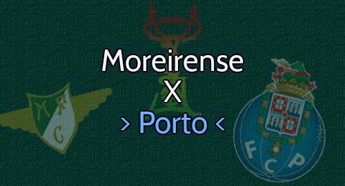 Moreirense vs Porto en Vivo 2018 Copa de Portugal 2018