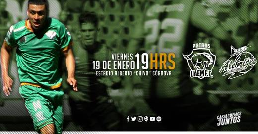 Potros UAEM vs Alebrijes en Vivo 2018 Ascenso MX 2018