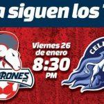 TVC Deportes en vivo Cimarrones vs Celaya 2018 Ascenso MX 2018