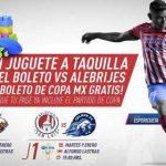Ver Atlético San Luis vs Alebrijes en Vivo 2018 Ascenso MX 2018
